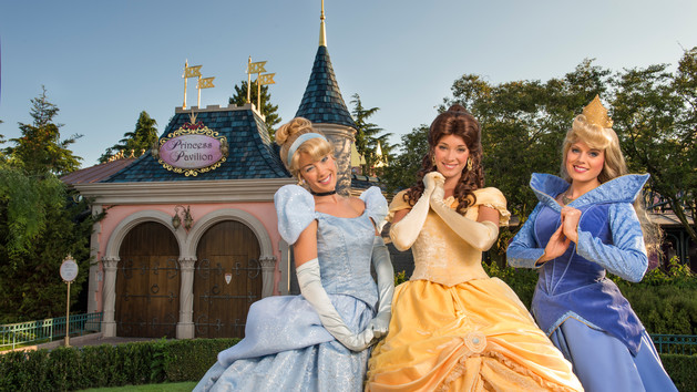 Princesse Disney Tous Savoir Officiellement Sur La Liste Des