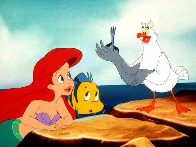 La princesse disney ariel de la petite sir ne films disney - Image petite sirene ...