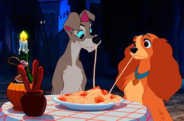 La Belle Et Le Clochard Films Disney