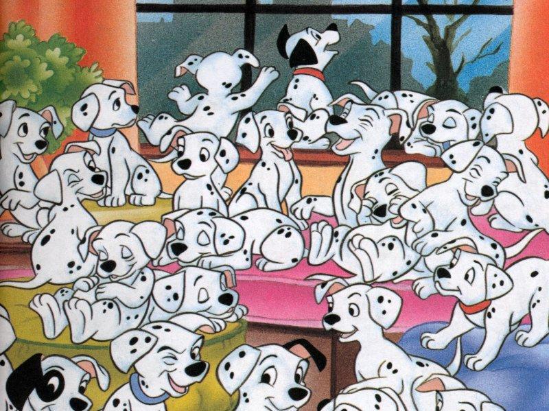 Les 101 Dalmatiens Le Film Disney Films Disney