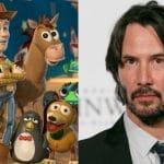 Première image de Keanu Reeves dans'Toy Story 4′ avec John Wick