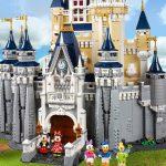 Le meilleur château Disney Légo