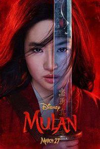 Mushu n'est pas présent dans le remake de Mulan