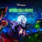 Deux soirées Halloween à Disneyland Paris en 2019