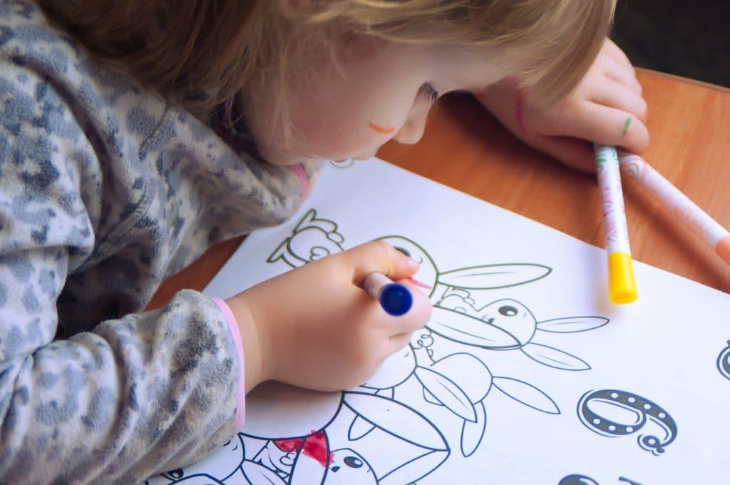 Laisser leur imagination se développer