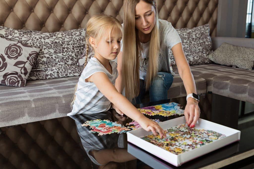 Faire des puzzles