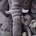 Pourquoi offrir une peluche éléphant à son enfant ?